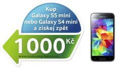 Samsung Galaxy S5 mini (SM-G800), Black + Cashback 1.000 Kč