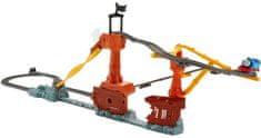 Fisher-Price Mašinka Tomáš a lodní vrak