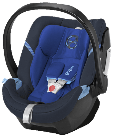 Cybex Aton 4, Royal Blue