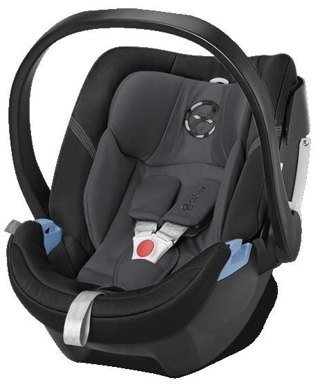 Cybex Aton 4 2016, Phantom Grey