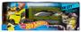 2 - Hot Wheels Havarující tahač - žlutý