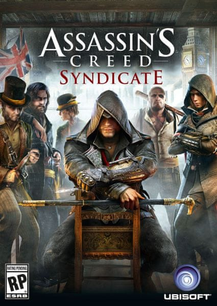 Ubisoft Assassin's Creed: Syndicate / PC