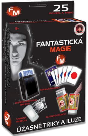 HMStudio Fantastická mágia (triky a ilúzie)