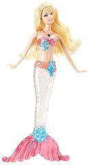 Barbie Világító sellő - Szőke