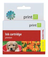 Print IT náhrada za Canon CLI-551 XL Yellow (PI-636)