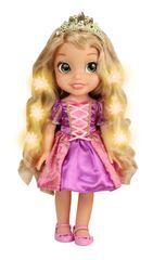 Disney Lalka Roszpunka z błyszczącymi włosami