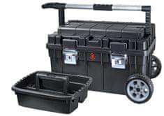 PATROL skrzynka na kółkach Wheelbox HD Trophy 1 - czarna
