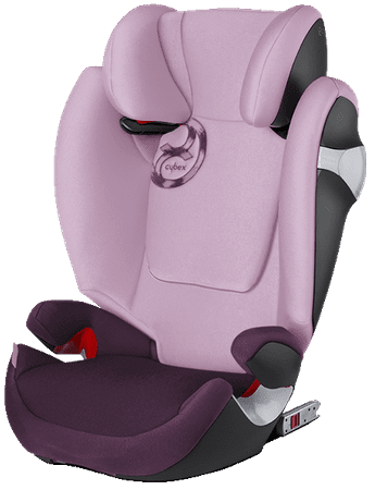 Cybex avtosedež Solution M-Fix 2016, Princess Pink