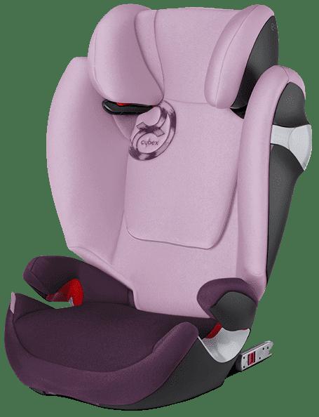 Cybex Solution M-Fix 2016, Princess Pink