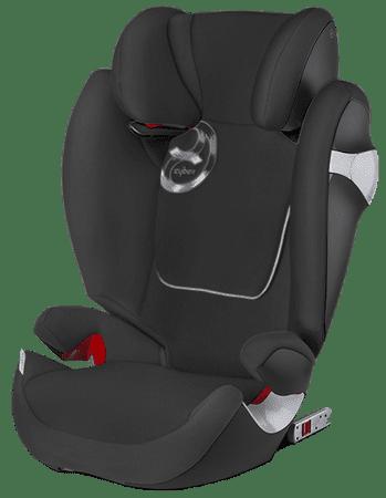 Cybex avtosedež Solution M-Fix 2016, Happy Black