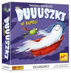 Egmont Gra zręcznościowa Duuuszki (Duszki) w kąpieli