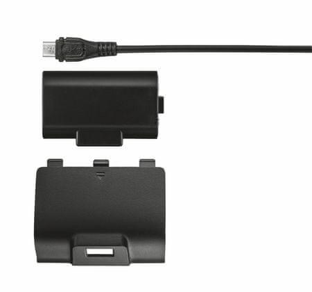 Trust polnilna postaja GXT 230 Charge and Play Kit za Xbox One
