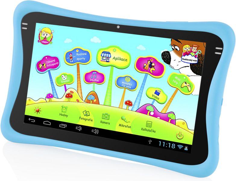 GoGEN Dětský tablet MAXPAD9G2, modrá - II. jakost