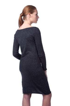 3b7e3a95d009 Timeout dámské šaty XL tmavě šedá