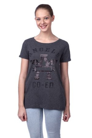 2d3bbd6fb81 Timeout dámské tričko XS tmavě šedá - Diskuze