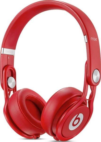 Beats by Dr. Dre Mixr, červená (MH6K2ZM/A)