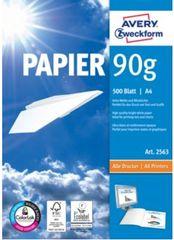 Avery Zweckform pisarniški papir 2563, 90 g