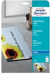 Avery Zweckform Samolepilna folija 2500 za ink-jet tiskalnike