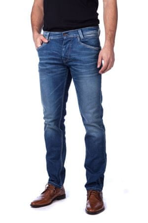 Pepe Jeans pánské jeansy Spike 40 34 modrá  659a50f05bf