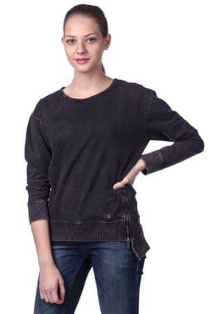 Pepe Jeans ženska jopica Zenn S temno siva