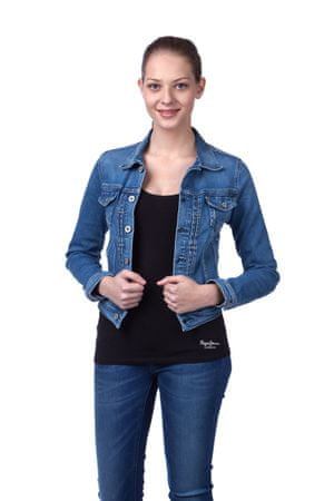 735902c0a41 Pepe Jeans dámská jeans bunda Mikas L modrá