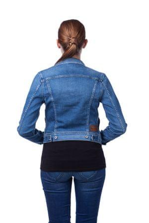 c286f26c240 Pepe Jeans dámská jeans bunda Mikas L modrá - Parametry