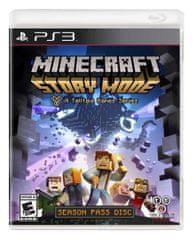 Sony Minecraft: Story mode PS3