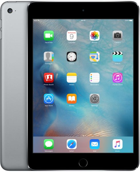 Apple iPad Mini 4 Wi-Fi 32GB Space Gray (MNY12FD/A)