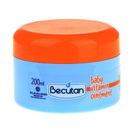 Becutan vitaminska krema, 200 ml