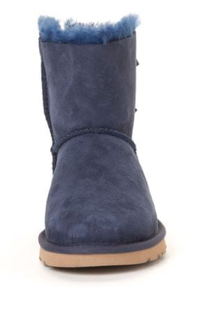 587446f61d5 Ugg Australia dámské válenky Mini Bailey Bow 39 tmavě modrá