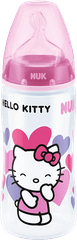 Nuk FC + Fľaša HELLO KITTY PP 300ml
