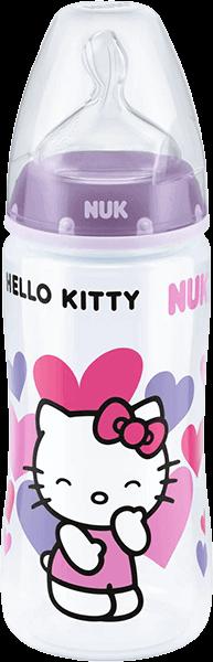 Nuk FC+ Láhev Hello Kitty PP 300ml, fialová