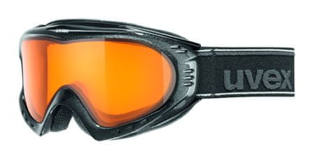 Uvex F 2 Black Met / Lasergold Lite