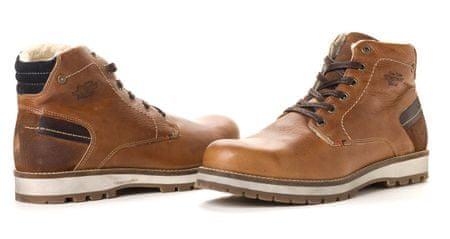 d6856867cd Tom Tailor pánská kotníčková obuv 44 hnědá - Diskusia