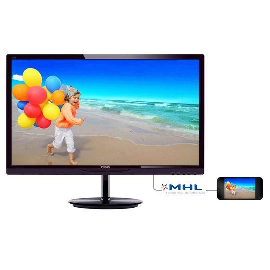 Philips LED LCD monitor 284E5QHAD/00 E-line FHD MVA zvočniki