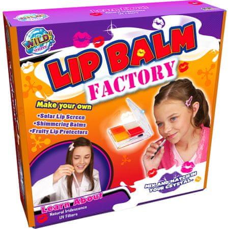 Wild science laboratorij balzamov za ustnice
