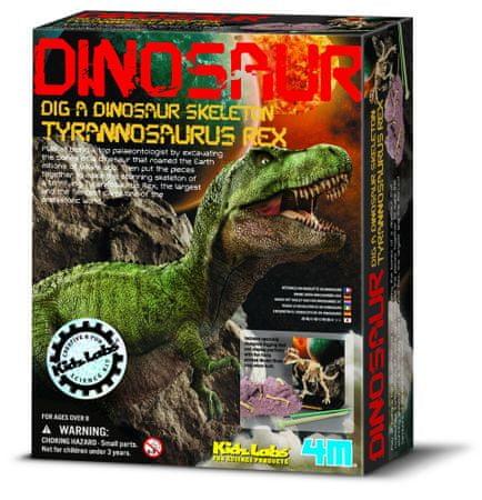 4M dinozaver tiranozaver