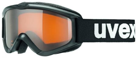 Uvex Speedy Pro Black / Lasergold