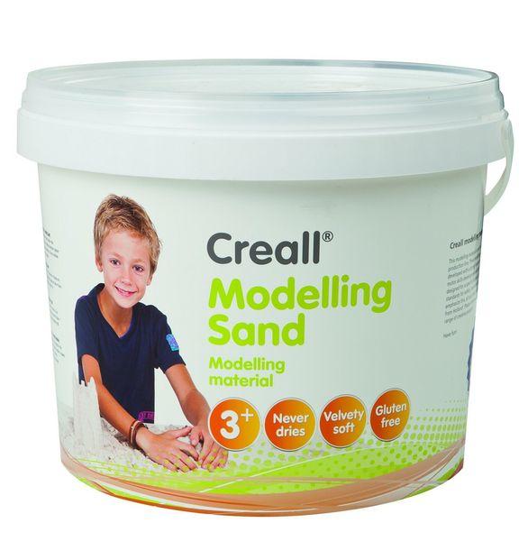 Modelovací písek CREALL 5 kg
