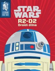 Disney Walt: Star Wars - R2-D2 Droidí dílna + model robota