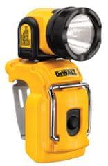 DeWalt akumulatorska LED XR svetilka brez baterije in polnilnika DCL510N