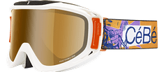 Cébé smučarska očala Legend L, pow orange
