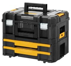 DeWalt kovček za orodje combo TSTAK II + IV DWST1-70702