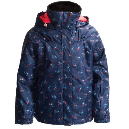 ROXY Mini Jetty Jacket Rennes/Peacoat 4/5