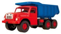 DINO Auto 148, 73cm modro-červená