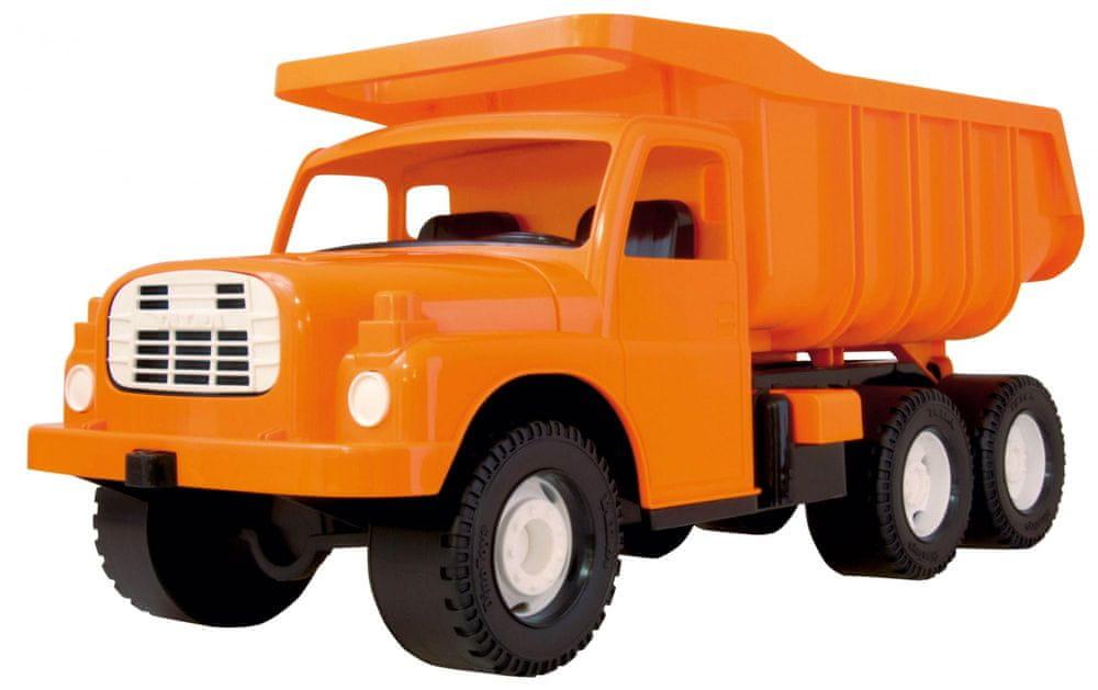 Dino Tatra Auto 148, 73cm oranžová - zánovní