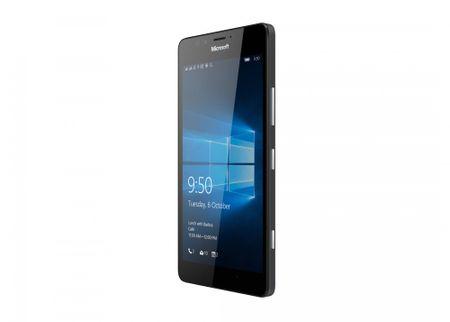 Microsoft Lumia 950 Dual SIM Mobiltelefon, Fekete