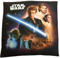 Jerry Fabrics Star Wars 01 párna 40 x 40 cm