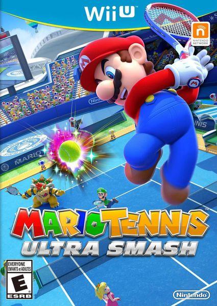 Nintendo Mario Tennis: Ultra Smash / WiiU