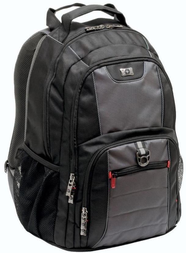 "Wenger PILLAR batoh na notebook 16"", černý (60633)"